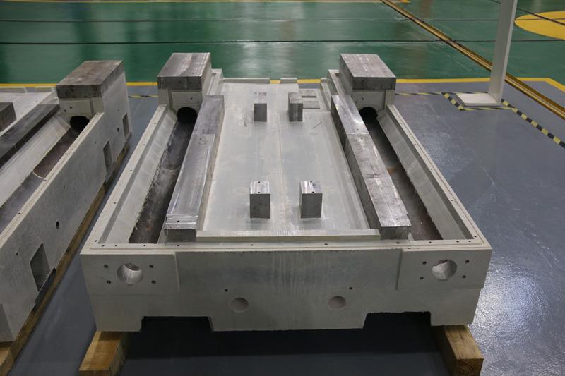 machine tool part