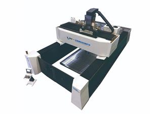 Bridge-type 5-axis linkage machining center
