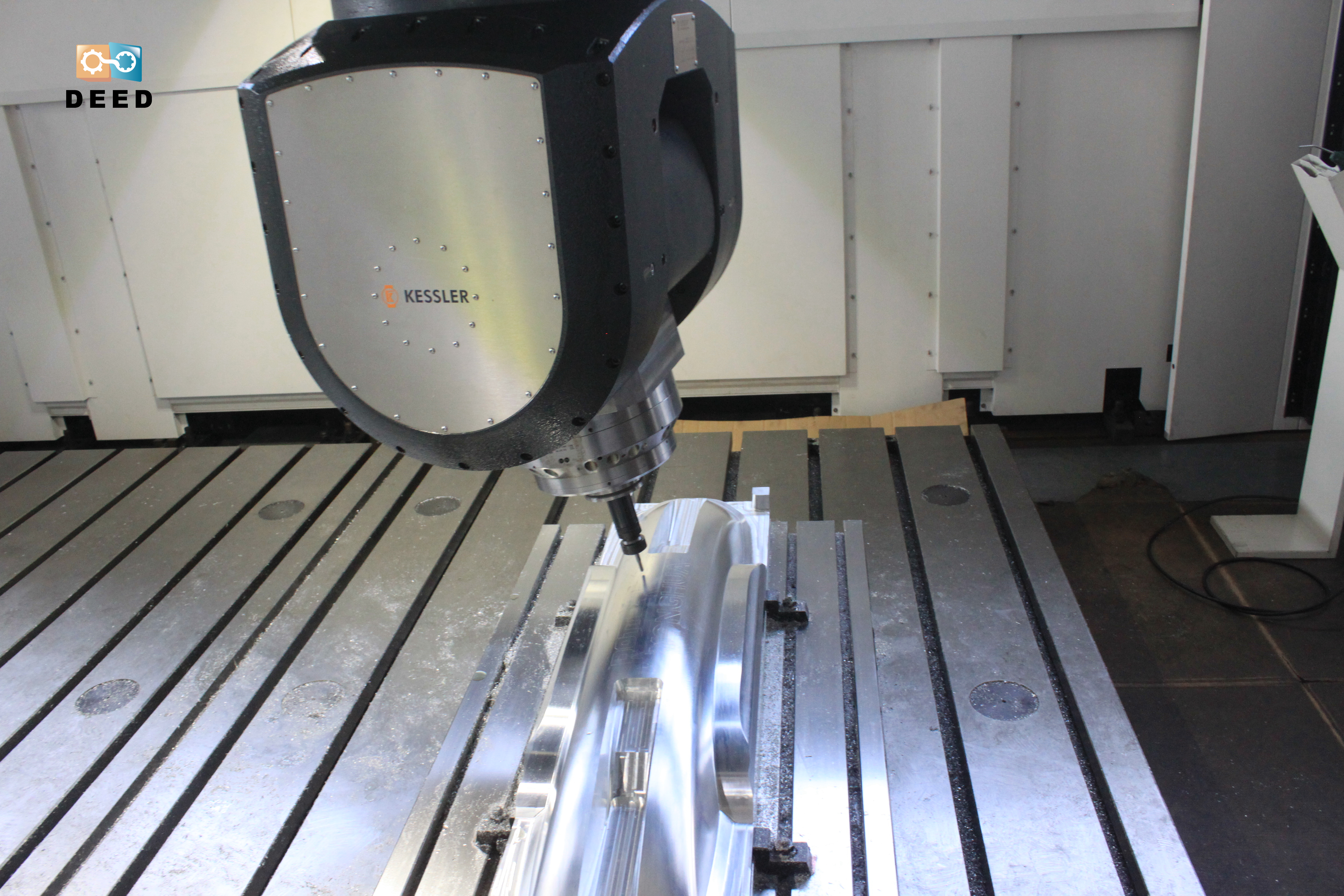 double column machining center