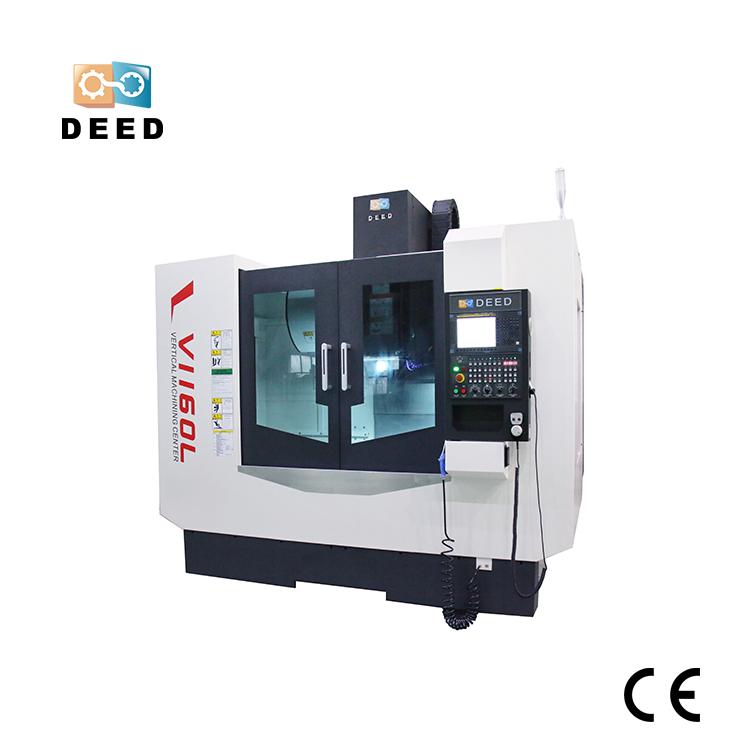 Vmc1160L China Metal Working CNC Fresatrice Centro di lavoro verticale