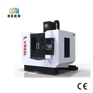 V850L Metal Processing Machinery Milling Machine High-Speed Vertical Machining Center (Three-Axis linearRail)