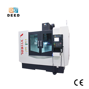 High Precision Metal CNC Milling Machine VMC850 Vertical Machining Center price