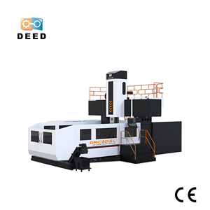 Heavy Cutting Boring And Milling Machine