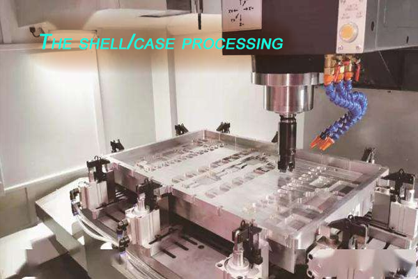 CASE-Vertical Tapping Center application