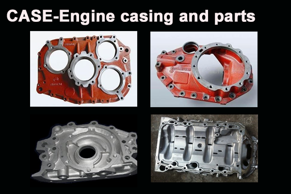 The gearbox rear cover, reducer housing, inlet, and outlet exhaust pipes, axle core hubs, steering arms, and other parts on heavy trucks are castings, which are high in hardness and can be processed with a large amount of removal. How to process at high speed, efficiency, and stability? CNC machining center is required to have super rigidity and large torque first.