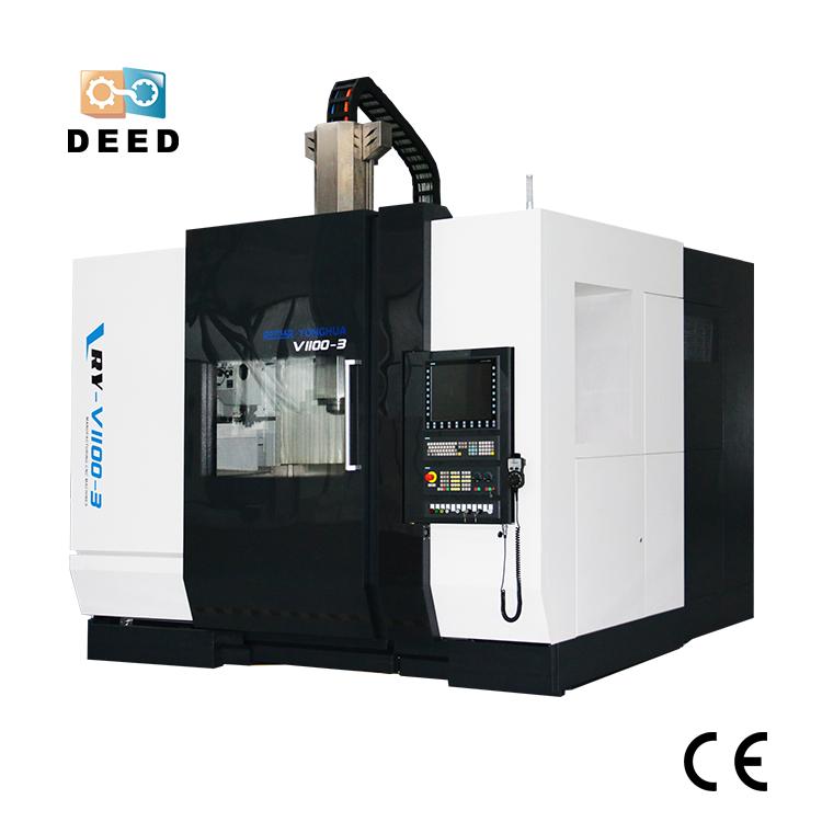 3/5-axis Cnc Machine 1100-3