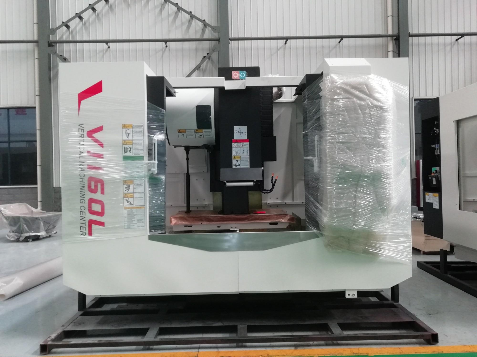 CNC tezgah teslimi