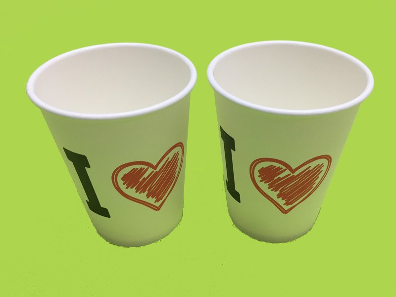 Supply I Love Coffee Paper Hot Cup Factory Quotes - OEM