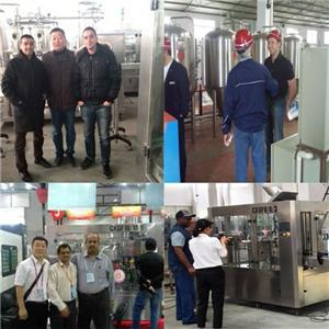 Customer Visit Our Factory01