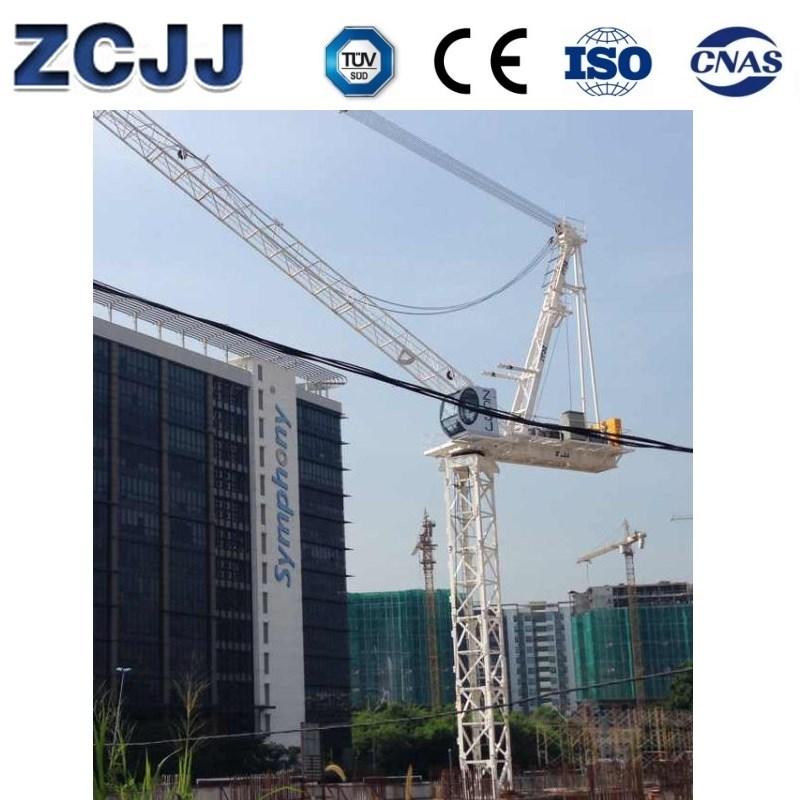 Luffing Jib 10Ton Tower Crane