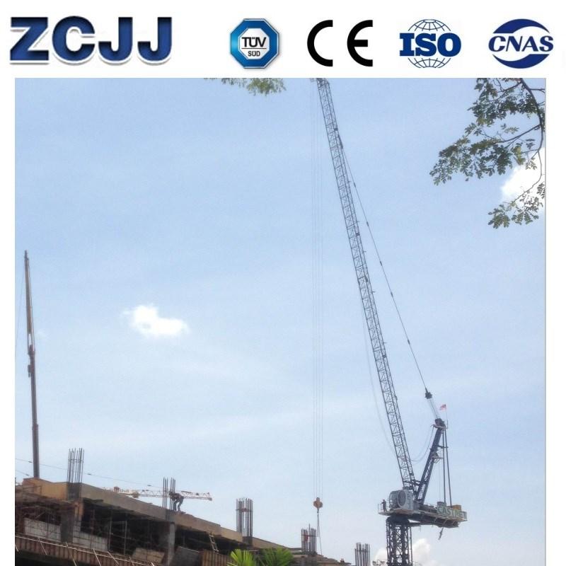 Luffing Jib 6Ton Tower Crane