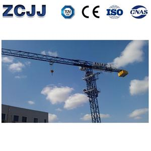 Topless 8Ton Tower Crane Flat Top