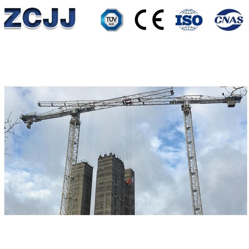 Topless 20Ton Tower Crane Flat Top