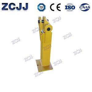 P12C Bases Fixing Angle Tower Crane