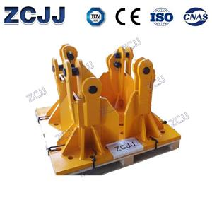 R16A Bases Fixing Angle Tower Crane