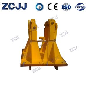 P16E Bases Fixing Angle Tower Crane