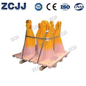 Основы P20A, фиксирующие угол башенного крана