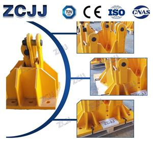 R20A Bases Fixing Angle Tower Crane