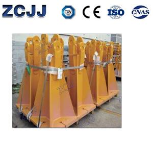 R22A Bases Fixing Angle Tower Crane