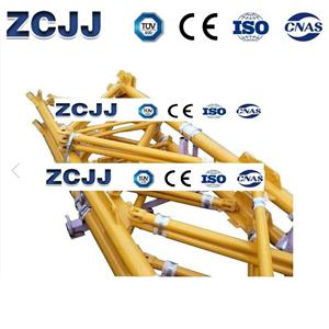 R80A Bases Fixing Angle Tower Crane