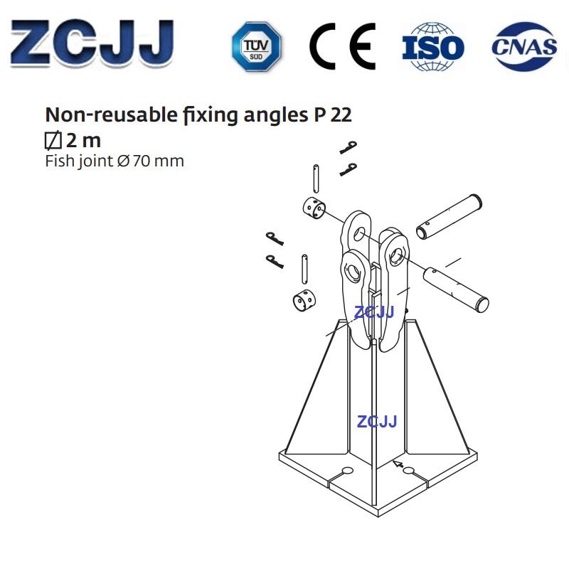 Fixing Angles M619C