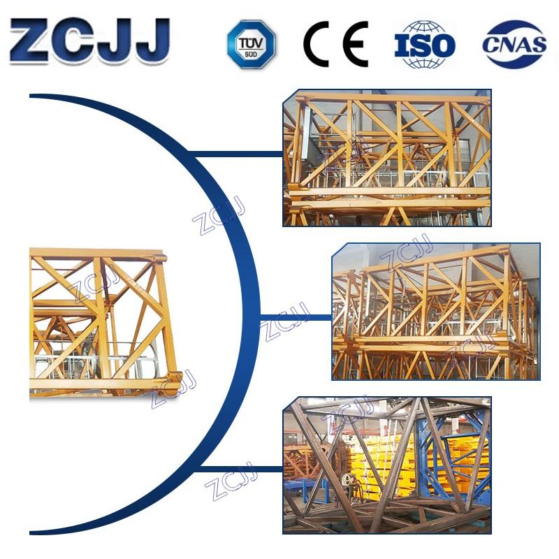 Liebherr 290HC Masts