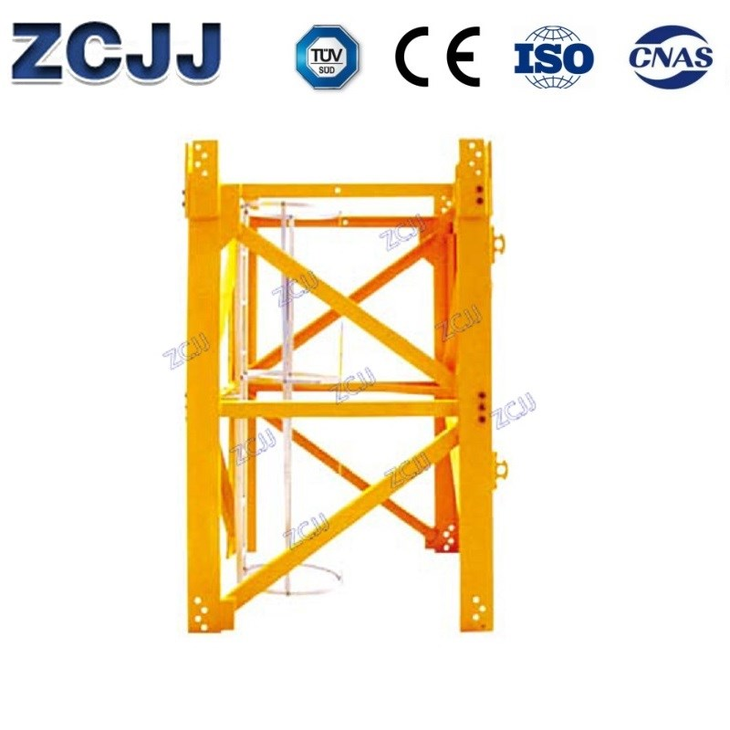 J5 Mast Section For Tower Crane Masts