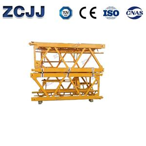 S24D1 Mast Section For Tower Crane Masts