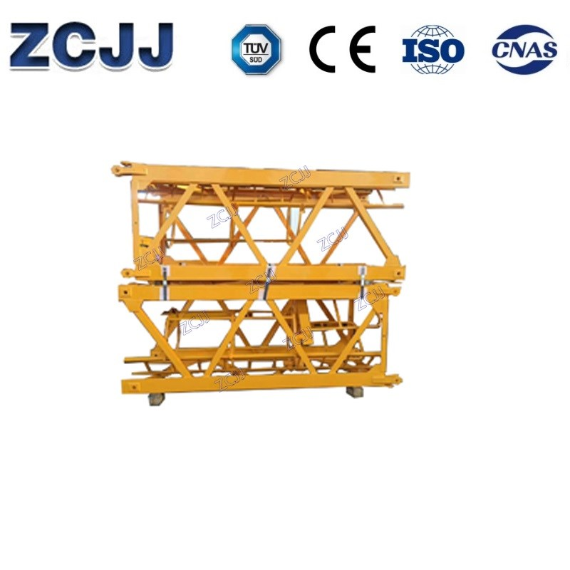 S24D2 Mast Section For Tower Crane Masts