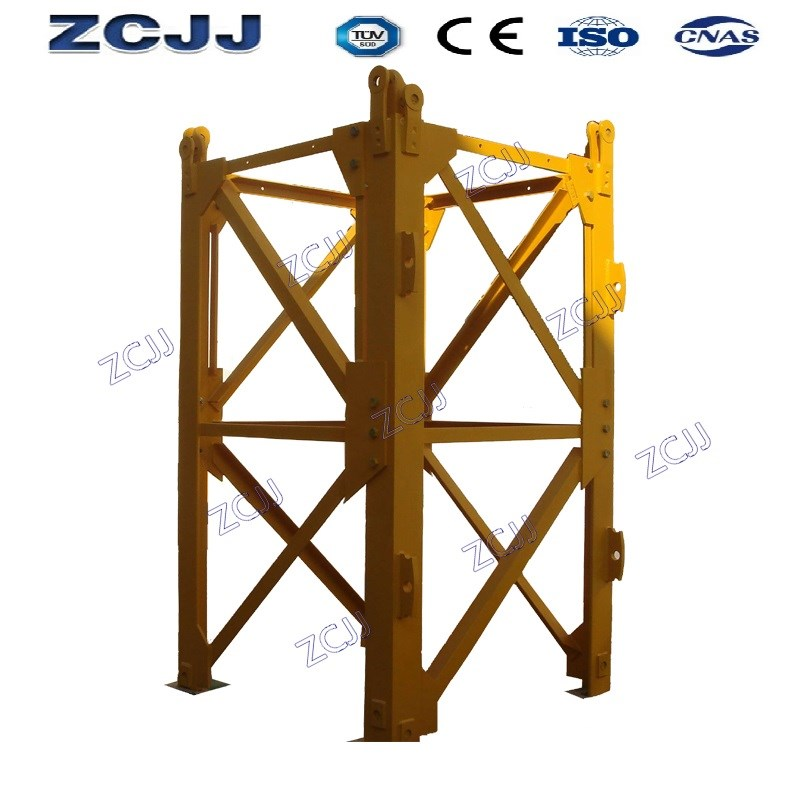 L46A2 Mast Section For Tower Crane Masts