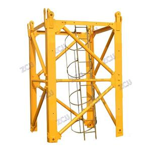 L46A3 Mast Section For Tower Crane Masts