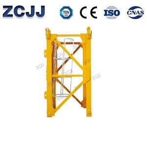 L46C Mast Section For Tower Crane Masts