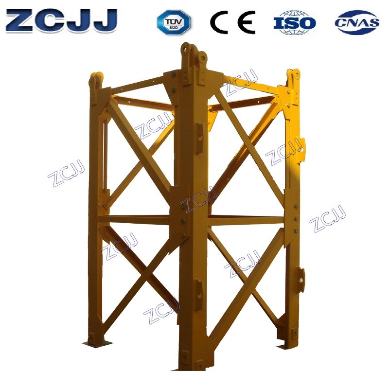 L48A1 Mast Section For Tower Crane Masts