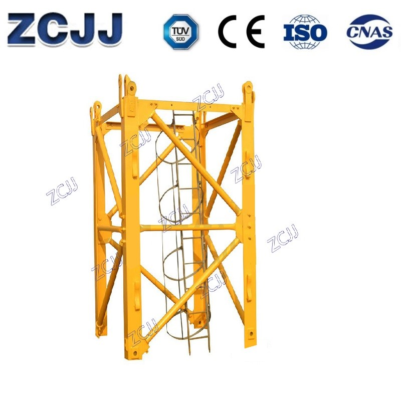 L48A3 Mast Section For Tower Crane Masts