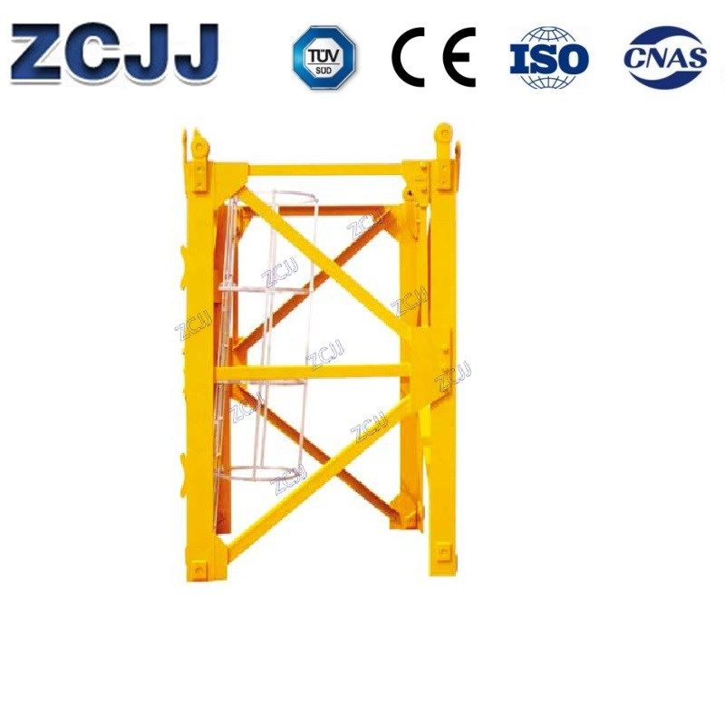 L66A1 Mast Section For Tower Crane Masts
