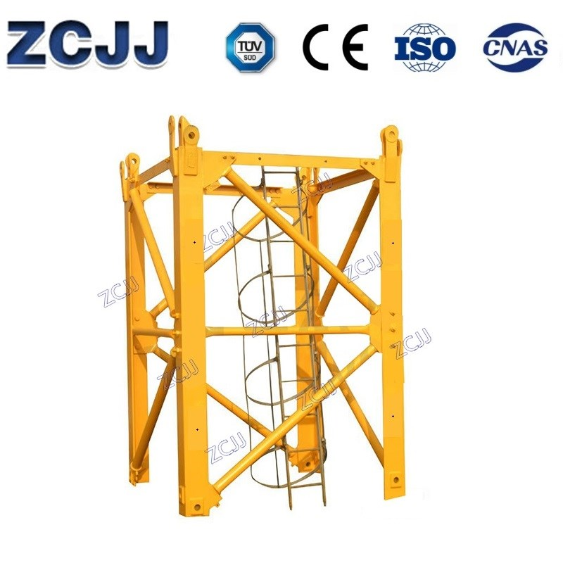 L66A3 Mast Section For Tower Crane Masts