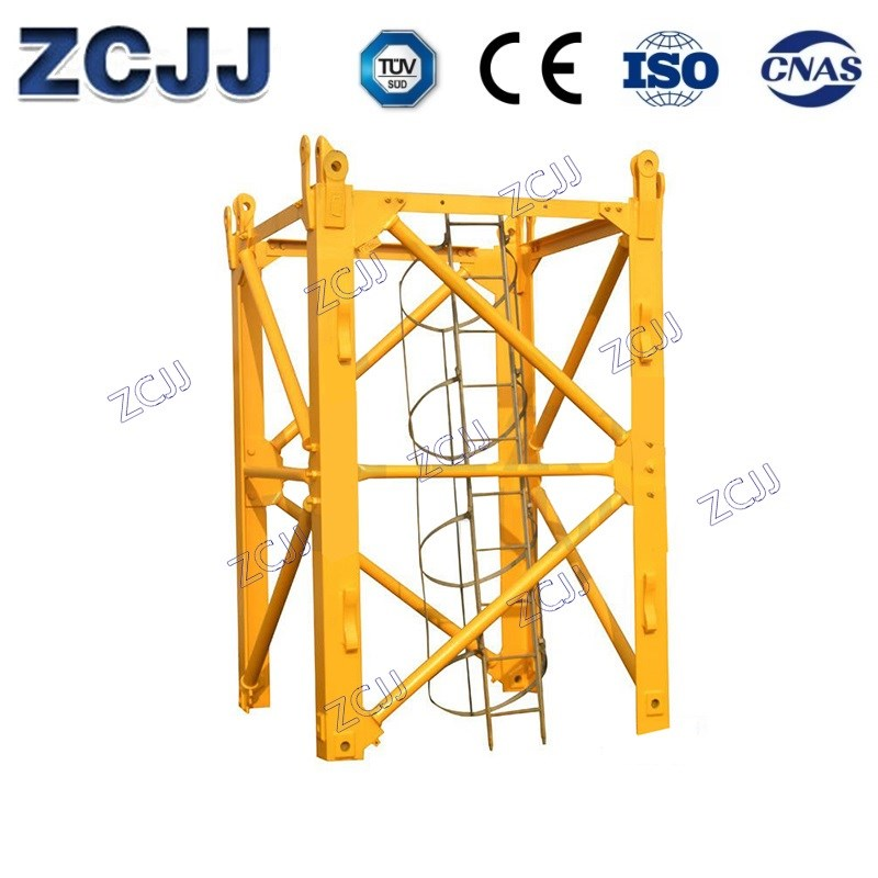 L68B2 Mast Section For Tower Crane Masts