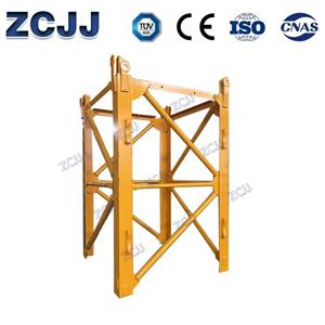 L68C Mast Section For Tower Crane Masts