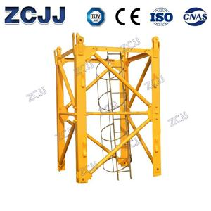 S69R Mast Section For Tower Crane Masts