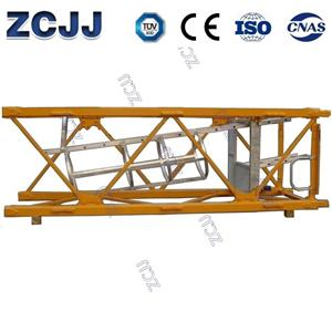 K Type Mast Section For Tower Crane Masts