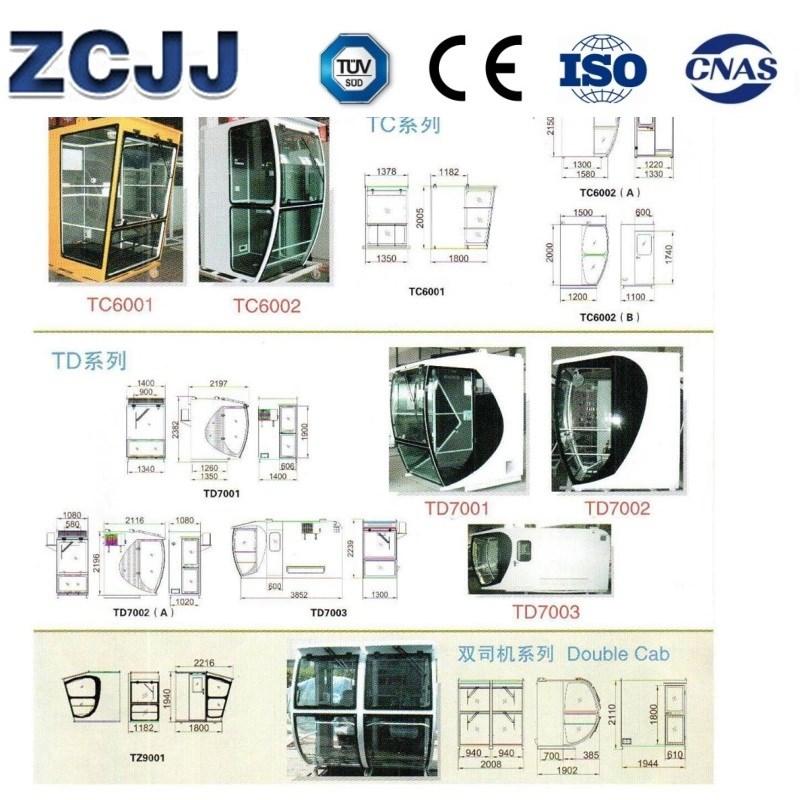 Космическая кабина для башенного крана