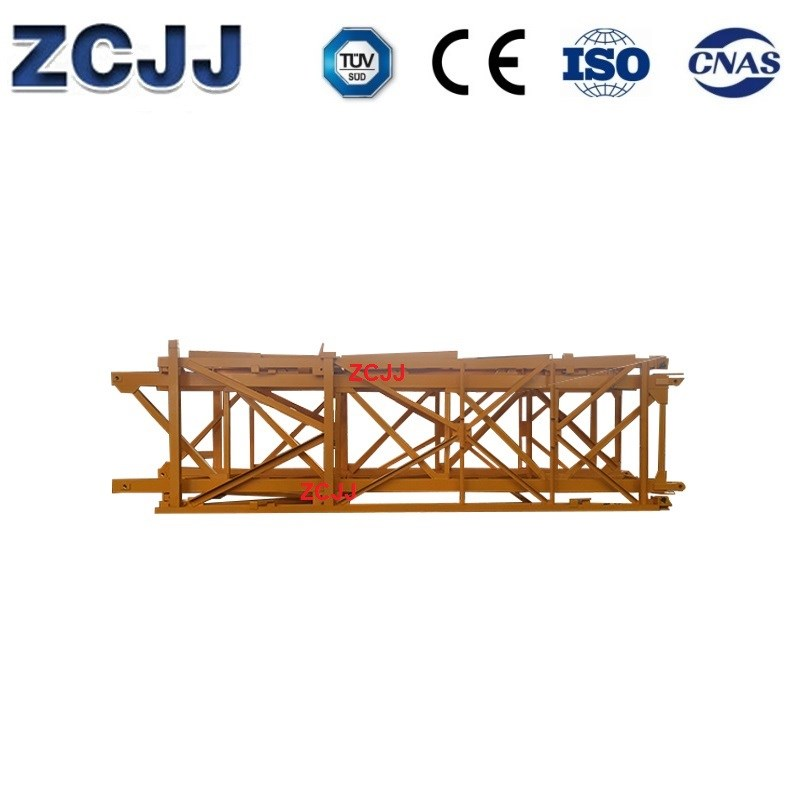 Jacking Telescopic Cage For Tower Crane
