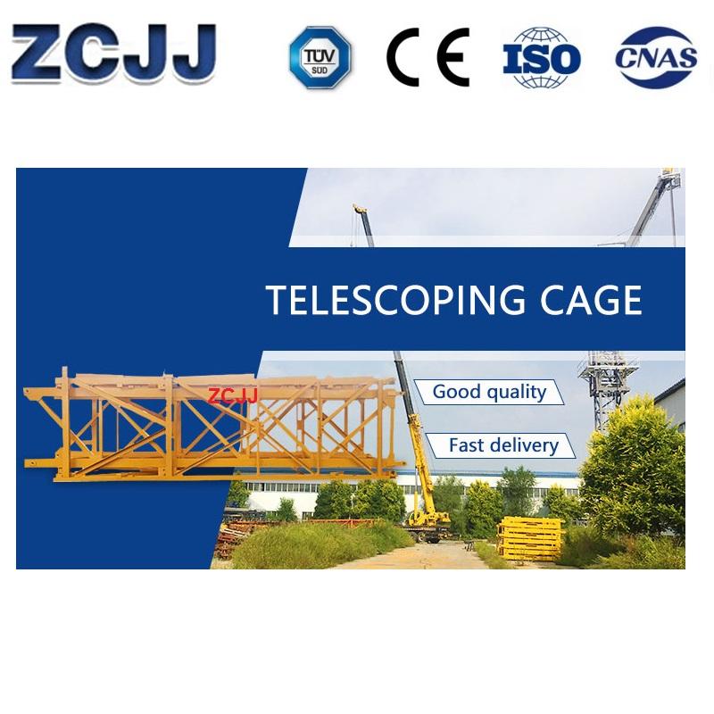 Jacking Cage