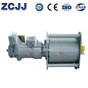 Trolley Winch Mech For Tower Crane