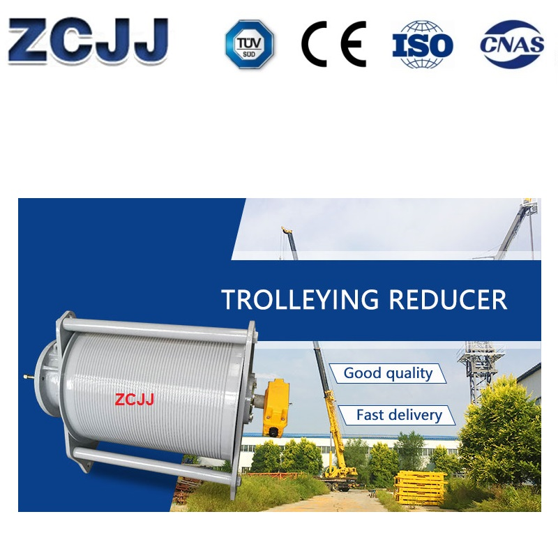 Tower Crane Trolley Reducer