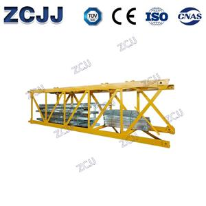 S46J Basic Mast Tower Crane Masts