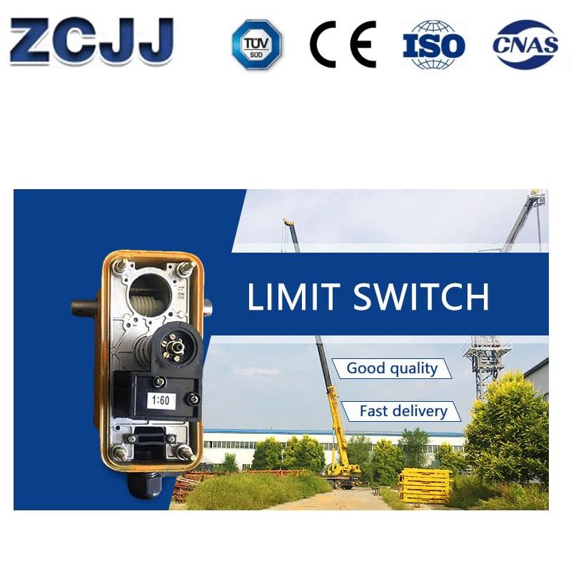 Trolley limit switch