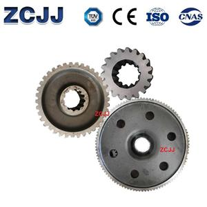 Pinion Bevel Gear 19 38 99 Teeth For Tower Crane
