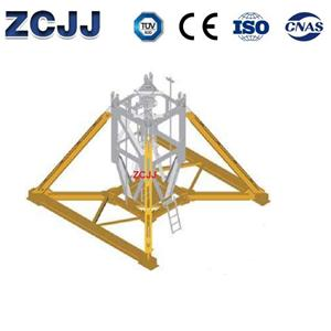 Base Fixed Chassis For Tower Crane