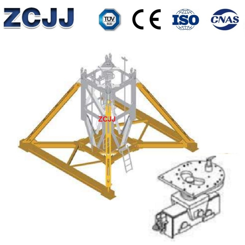 Tower Crane travelling Base Chassis